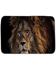 """A Lion In The Dark Bath Mat - 24"""" x 17"""" thumbnail"""