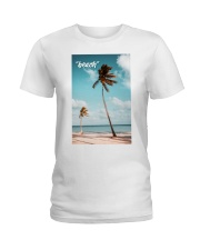 The Beach Collection Ladies T-Shirt thumbnail