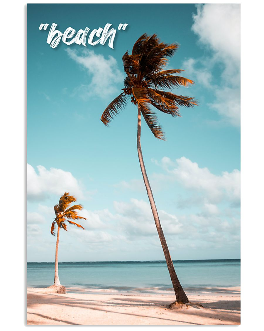 The Beach Collection 11x17 Poster