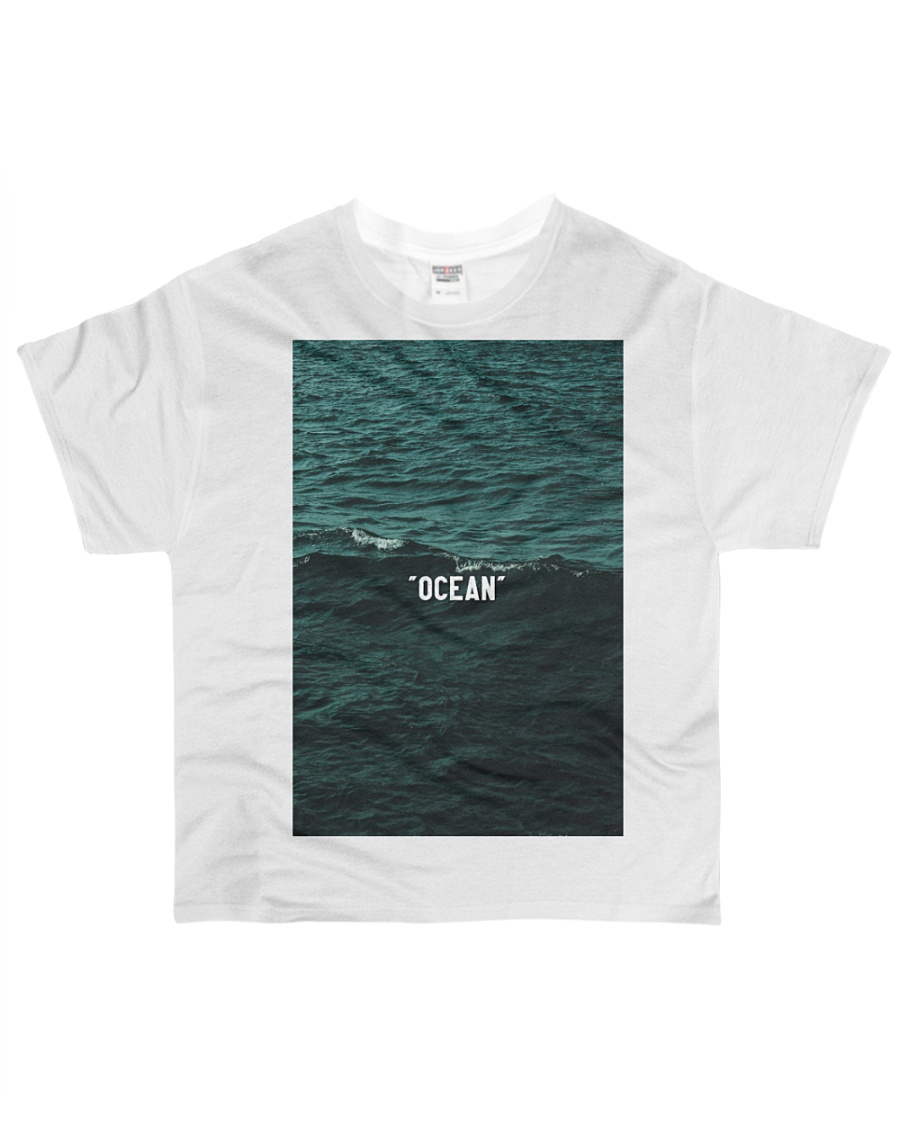 The Ocean Collection All-over T-Shirt
