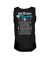 DAYS OF NURSING  Unisex Tank thumbnail