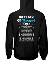 DAYS OF NURSING  Hooded Sweatshirt thumbnail