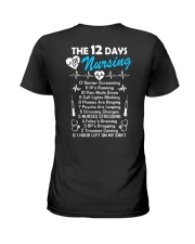 DAYS OF NURSING  Ladies T-Shirt thumbnail