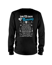 DAYS OF NURSING  Long Sleeve Tee thumbnail