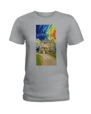 Case Lally Gogh Ladies T-Shirt thumbnail