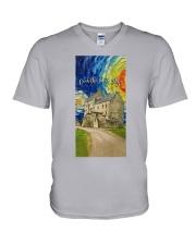 Case Lally Gogh V-Neck T-Shirt thumbnail
