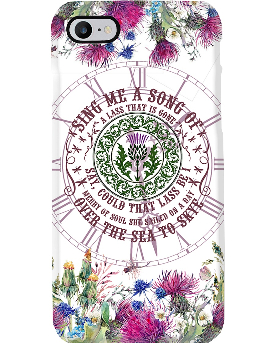 Sing My Song Phone Case Phone Case