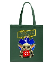 BEST NURSE IN THE GALAXY Tote Bag tile