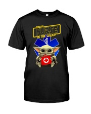 BEST NURSE IN THE GALAXY Premium Fit Mens Tee thumbnail