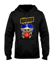 BEST NURSE IN THE GALAXY Hooded Sweatshirt tile