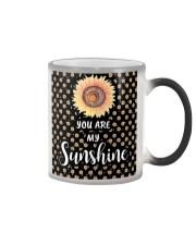 You Are My Sunshine Sunflower Color Changing Mug thumbnail