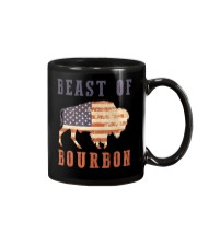 Beast of Bourbon American Flag Vintage Design Mug thumbnail
