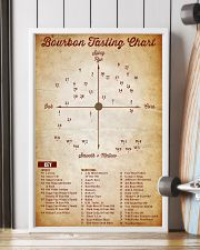 Bourbon Tasting Chart 11x17 Poster lifestyle-poster-4
