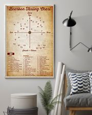 Bourbon Tasting Chart 11x17 Poster lifestyle-poster-1