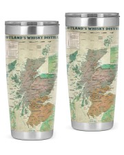 Scotland's Whisky Distilleries Map 20oz Tumbler thumbnail
