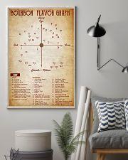 Bourbon Flavor Graph 11x17 Poster lifestyle-poster-1