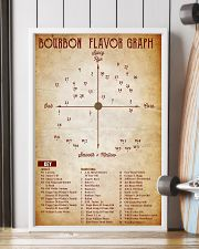 Bourbon Flavor Graph 11x17 Poster lifestyle-poster-4