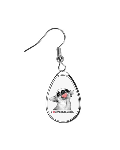 CHIHUAHUA EARRINGS - Special Unique Design