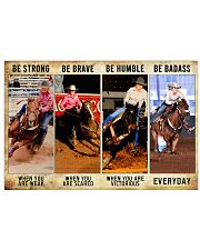 Customized Poster For Connie Hennen 24x16 Poster front