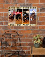 Customized Poster For Connie Hennen 24x16 Poster poster-landscape-24x16-lifestyle-24