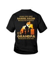 Behind Every Barrel Racer Is Grandpa Barrel Racin Youth T-Shirt tile