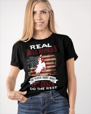 Real Bull Riders Bull Riding Classic T-Shirt apparel-classic-tshirt-lifestyle-front-100