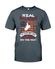 Real Bull Riders Bull Riding Classic T-Shirt tile