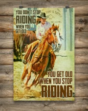 Yoy Don't Stop Riding When You Get Old 24x36 Poster aos-poster-portrait-24x36-lifestyle-14