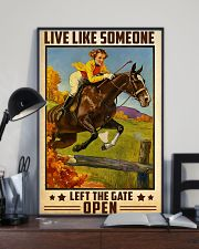Live Like Someone 24x36 Poster lifestyle-poster-2