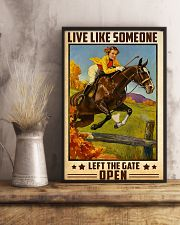 Live Like Someone 24x36 Poster lifestyle-poster-3