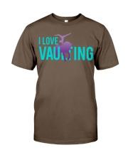 Equestrian Vaulting Classic T-Shirt tile