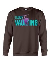 Equestrian Vaulting Crewneck Sweatshirt tile