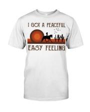 I Got A Peaceful Easy Feeling Classic T-Shirt tile