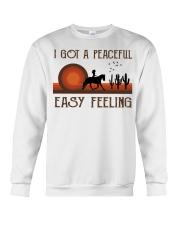 I Got A Peaceful Easy Feeling Crewneck Sweatshirt tile