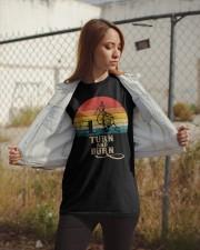 Turn And Burn Classic T-Shirt apparel-classic-tshirt-lifestyle-07