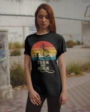 Turn And Burn Classic T-Shirt apparel-classic-tshirt-lifestyle-18