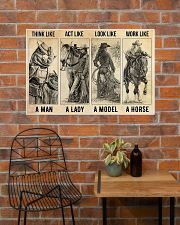 Think Act Look Work 36x24 Poster poster-landscape-36x24-lifestyle-20