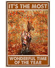 It's The Most Wonderful Time Of The Year 24x36 Poster front