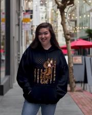 April Girl Hooded Sweatshirt lifestyle-unisex-hoodie-front-2