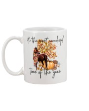 It's The Most Wondeful Time Of The Year Mug back