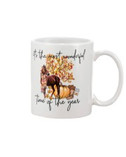 It's The Most Wondeful Time Of The Year Mug front