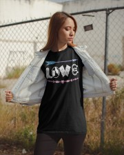 Love Barrel Racing Classic T-Shirt apparel-classic-tshirt-lifestyle-07