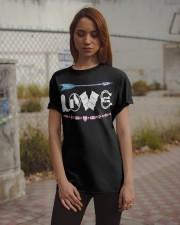 Love Barrel Racing Classic T-Shirt apparel-classic-tshirt-lifestyle-18