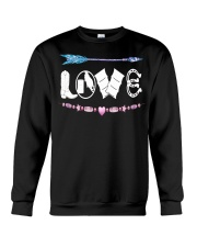 Love Barrel Racing Crewneck Sweatshirt tile