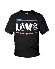 Love Barrel Racing Youth T-Shirt tile