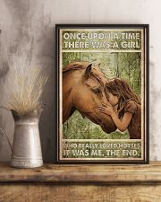 Once Upon A Time There Was A Girl 24x36 Poster lifestyle-poster-3