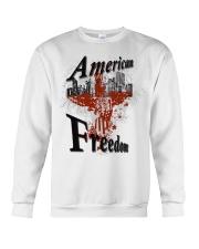 freedom Crewneck Sweatshirt front