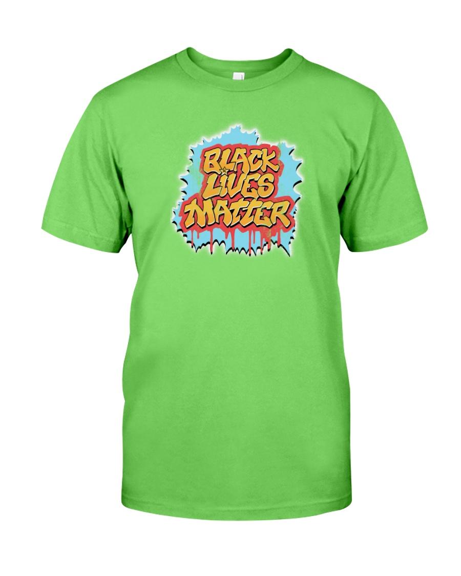 Black Lives Matter T-Shirt Classic T-Shirt