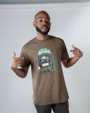 Old School Floppy Classic T-Shirt apparel-classic-tshirt-lifestyle-front-32