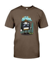 Old School Floppy Classic T-Shirt front